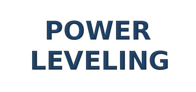 Power Leveling